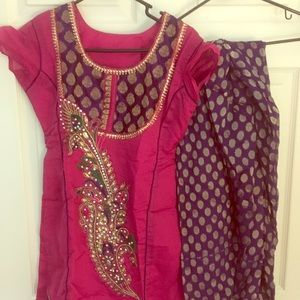 Dresses & Skirts - Party wear, indian dress, stone work